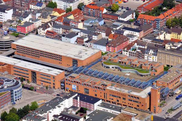 Einkaufszentrum Wilhelmshafen